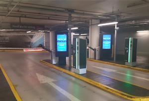 Sisteme de parcare