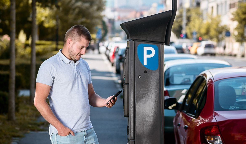 Plata cu Apple Pay la parcometrele din Cluj