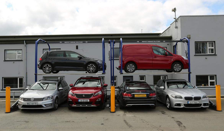 fastPark, partenerul Moffett Parking Solutions