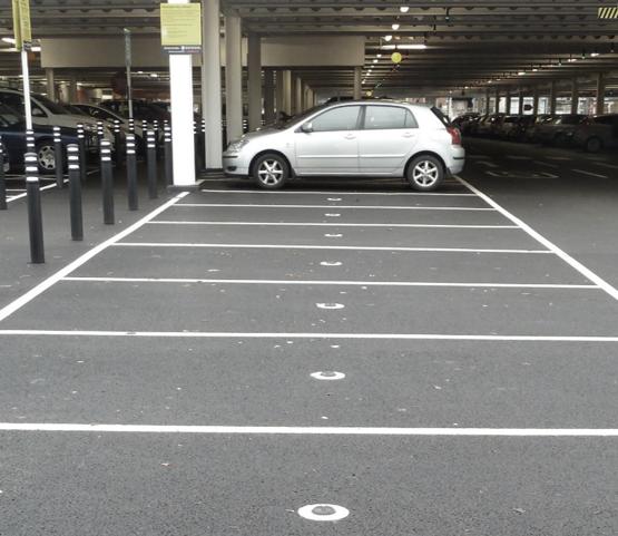 Senzori de parcare